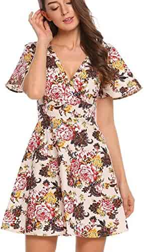 fa0a663b1532e Shopping Above the Knee - Floral - Oranges - Under $25 - Dresses ...