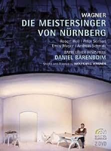 Richard Wagner - Die Meistersinger ... [Alemania] [DVD]