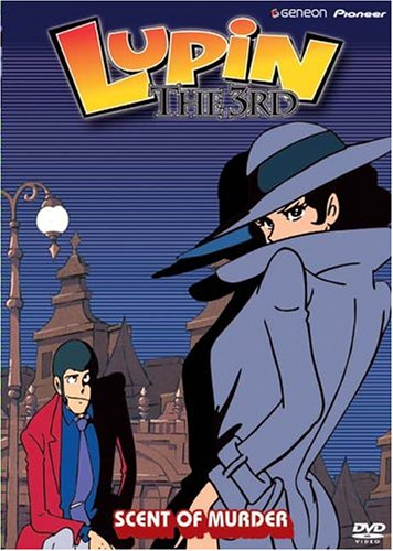 Lupin the 3rd - Scent of Murder (TV Series, Vol. 9) by Geneon [Pioneer]