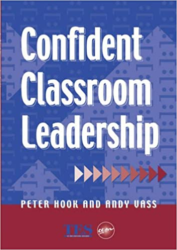 Book Confident Classroom Leadership