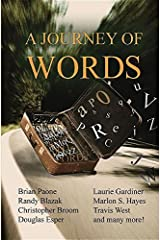 A Journey of Words by Brian Paone (2016-09-01) Paperback