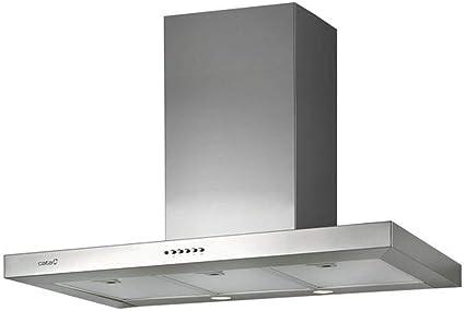 CATA S PLUS 900 X - CAMPANA DECORATIVA INOX: 184.56: Amazon.es: Grandes electrodomésticos