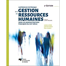 Approche systémique de la gestion des ressources humaines 2e édi
