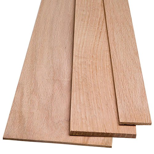 """Used, Red Oak by the Piece, 1/8"""" x 1-1/2"""" x 48"""" for sale  Delivered anywhere in USA"""