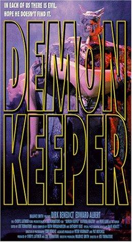 Demon Keeper [VHS]