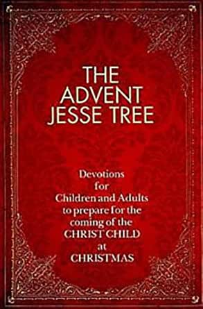 The advent jesse tree devotions for children and adults to digital list price 1699 fandeluxe Gallery