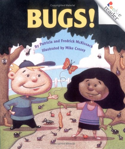 Books : Bugs! (Rookie Readers: Level B (Paperback))