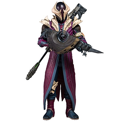 McFarlane Toys Destiny King's Fall Warlock Collectible Action Figure, 7""