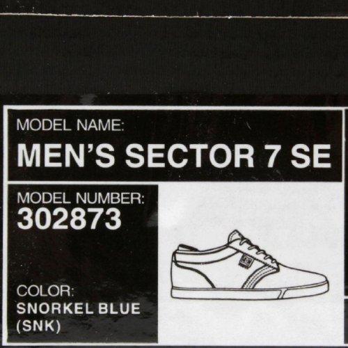 Dc Mens Sector 7 Zie Snurken Schoen Snurken