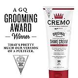 Cremo Original Shave Cream, Astonishingly