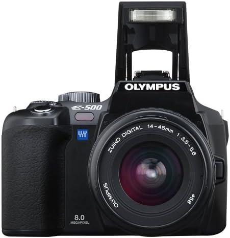 Olympus E-500 - Cámara Réflex Digital 8 MP (Cuerpo): Amazon.es ...