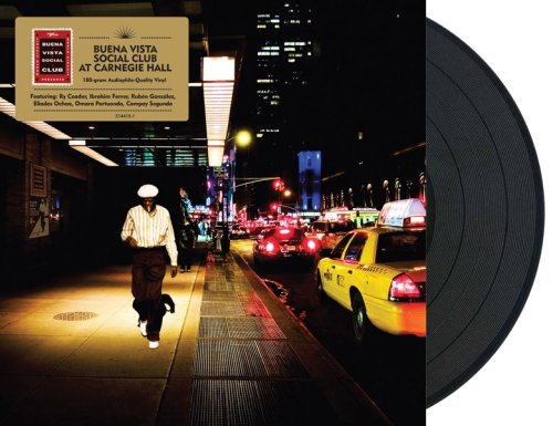 Buena Vista Social Club at Carnegie Hall[2 LP Vinyl] by Nonesuch