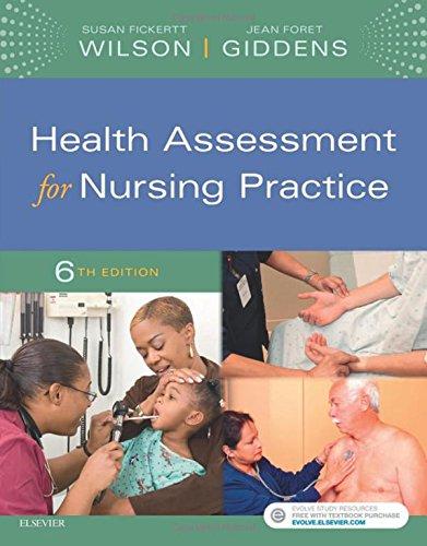 323377769 - Health Assessment for Nursing Practice, 6e