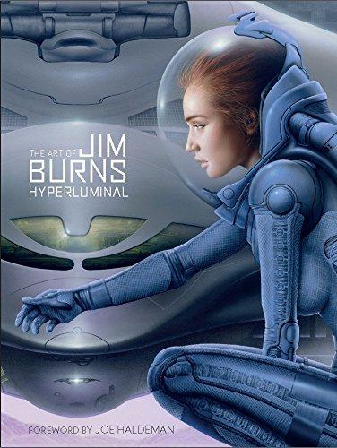 Download The Art of Jim Burns: Hyperluminal ebook
