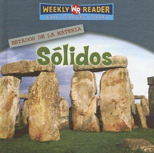 Download Solidos Solids (Estados De La Materia (States of Matter)) (Spanish Edition) pdf