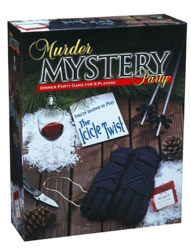 Murder Mystery Party Icicle Twist