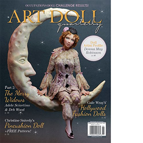 Art Doll Quarterly Magazine Spring 2017 Vol 15 Issue 1