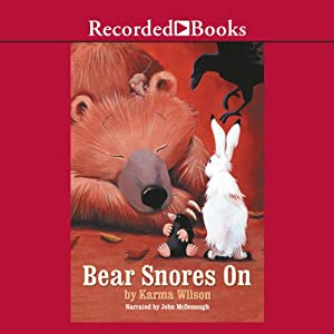 Bear Snores On Audiobook