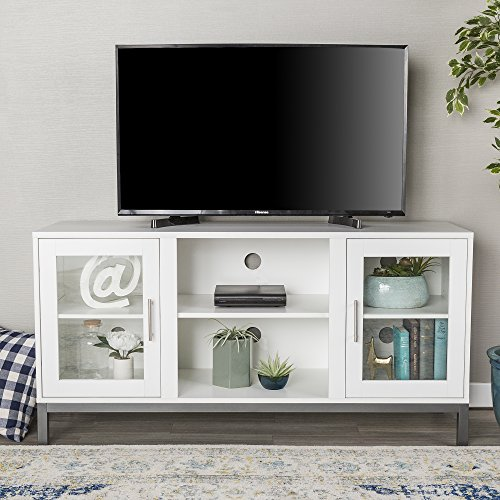 Modern Stand Metal Tv (WE Furniture 52