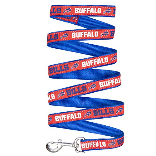 Pets First Buffalo Bills Pet Leash, -
