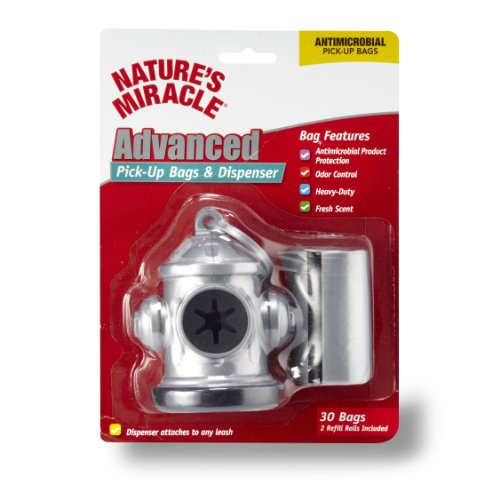 Natures Miracle Hydrant Pick Up Dispenser