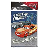 American Greetings Cars 3 8 Count Invite and Thank You Combo Pack