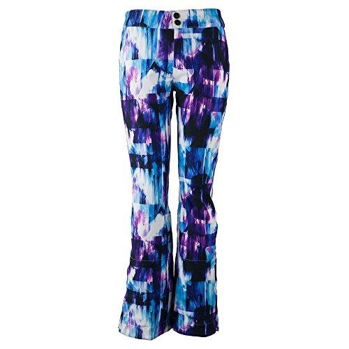 Obermeyer Women's Printed Bond Pant Apres Effect 8 Bond Ski Pants