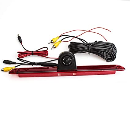 mzorange car brake light rear view backup parking reversing camera for  mercedes-benz sprinter/vw crafter vans: amazon ca: automotive