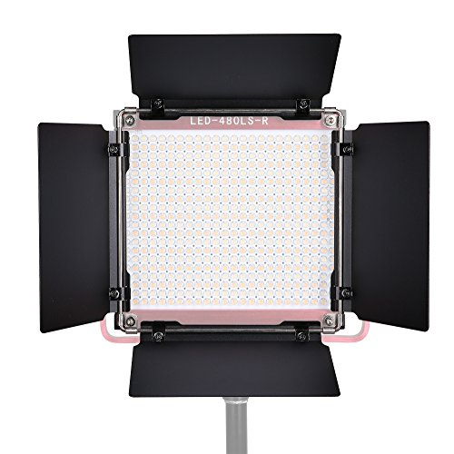 GVM LED Video Light Barn Door for GVM 480 by GVM