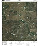 Texas Maps | 2010 Freer, TX USGS Historical Topographic Map | 18in x 24in
