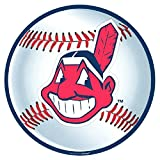 """LicensedMLB Cleveland Indians Party Laminated Cutouts Decoration, Paper, 12"""""""