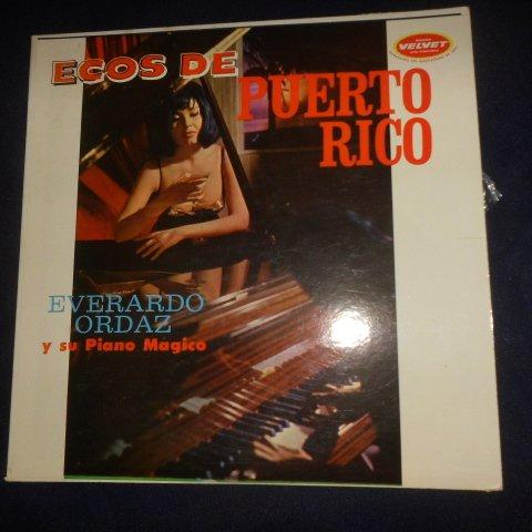 Ecos De Puerto Rico Por Everardo Ordaz Y Su Piano Magico (Velvet // - Velvet Gardenia