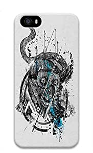 Cool Abstract Painting Illustrations by Nicebleed Custom Slim 3D Case For Sam Sung Note 2 Cover