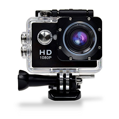 GBB Sport Action Ultra HD 1080P Digital Camera Waterproof Ca