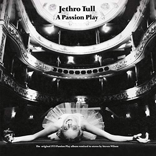 A Passion Play (2CD/2DVD) (Jethro Tull A Passion Play 40th Anniversary)