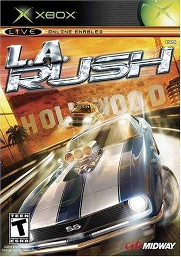 LA Rush - Xbox (Santa Monica Juice compare prices)