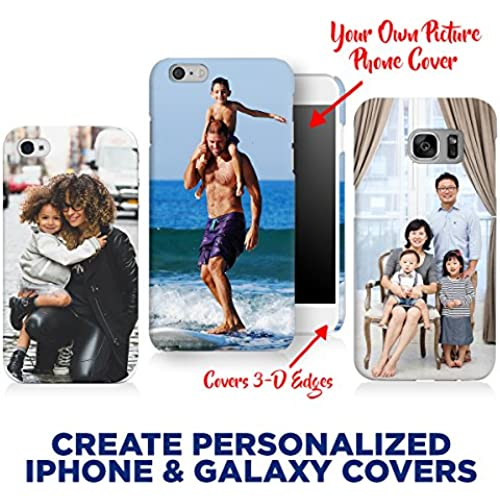 Samsung Galaxy S7 Case, Your Own Custom iPhone & Galaxy Photo Cover 3D Matte Personalized Case for Samsung Galaxy S7 Sales