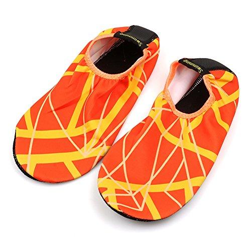 Chaussures Sous Unisexes Marche Orange Xs Plonge Xxl Jardin ~ Plaisance Navigation De La Pour Distinctes Plage Sport Chaussettes marine Yoga Hommes Parc rp6rnqxz