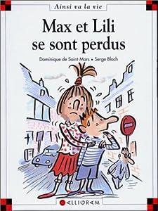 """Afficher """"Max et Lili n° 35<br /> Max et Lili se sont perdus"""""""