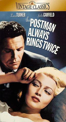 Postman Always Rings Twice [VHS]