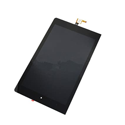NIUTOP® Full LCD Display + Touch Screen Digitizer Assembly for Lenovo B6000 YOGA Tablet 8 (Full TOUCH Digitizer+LCD Display)