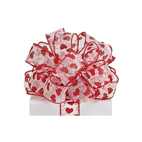 9-sheer-white-ribbon-with-red-glitter-hearts-and-wired-edge-1-12-W-x-20-yards