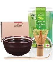 Matcha Set - Beginnersset Theeceremonie met Japanse Biologische Matcha Thee