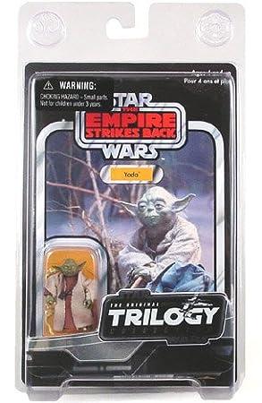 Star Wars Original Trilogy Collection Darth Vader The Empire Strikes Back 2004