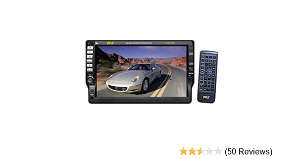 amazon com pyle pld71mu 7 inch tft touchscreen dvd vcd cd mp3 cd r rh amazon com Scosche Wiring Harness Diagrams Chrysler Pyle Marine Amp Wiring Diagram