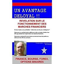 Un avantage deloyal (French Edition)