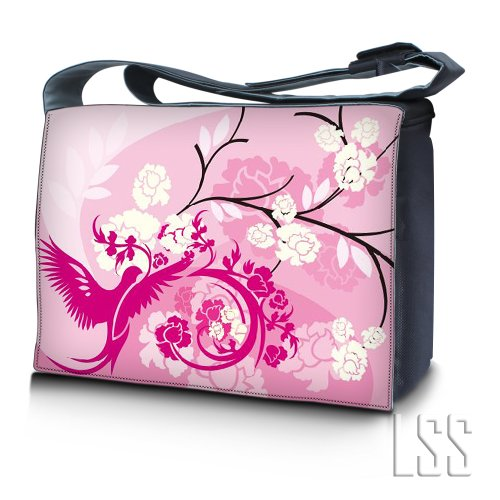 LSS 17 17.3 inch Laptop Padded Compartment Shoulder