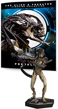 The Alien & Predator Figurine Collection Predalien (Alien vs. Predator) 12 cm: Amazon.es: Juguetes y juegos
