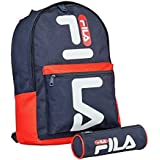 Backpack And Pencil Case - Blue