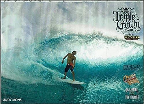 e98105ee68 Vans Triple Crown of Surfing Haleiwa 2010 DVD  Vans Triple Crown of Surfing   Amazon.com  Books